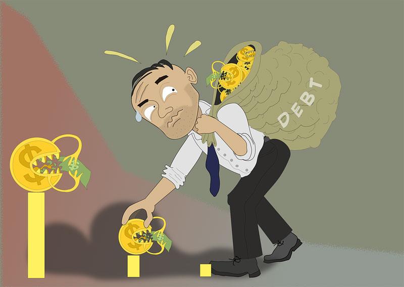 Мешок долгов
