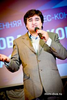 Президент Фаберлик Алексей Нечаев