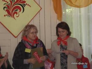 Елена Бартова и Ольга Федосимова