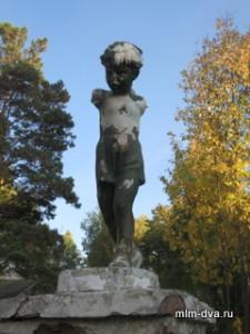 скульптура без рук