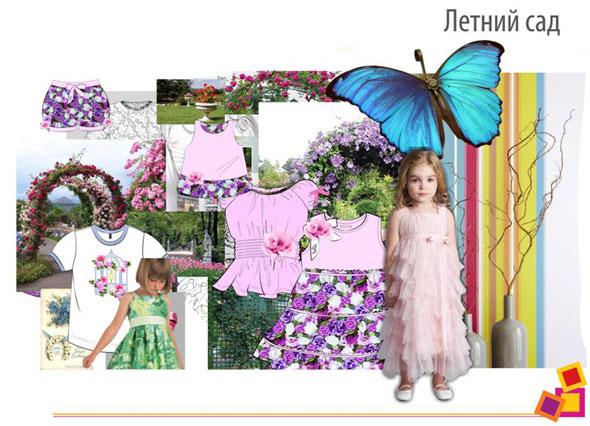 Одежда для девочек в Фаберлик