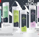 No Snow — серия шампуней и бальзамов от перхоти