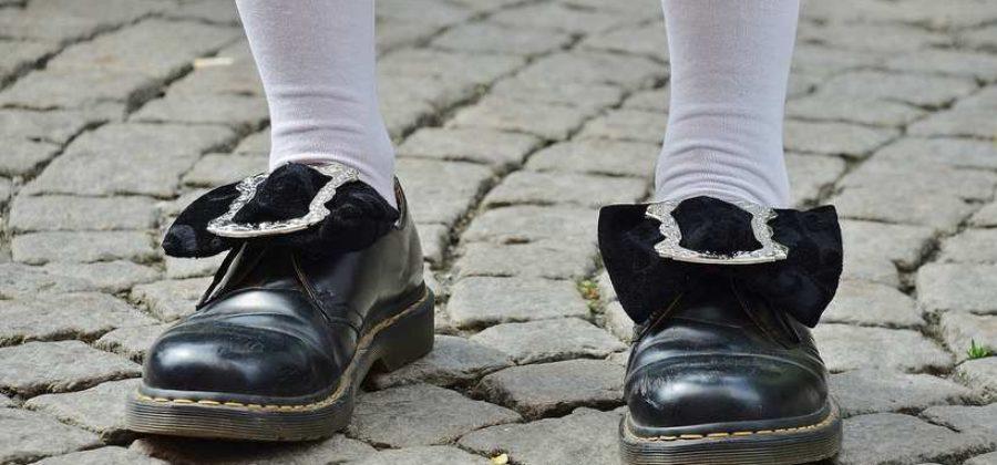 Лоферы — женская обувь на осень