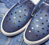 Слипоны Фаберлик удобная обувь