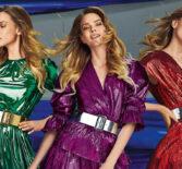 Жидкий металл — новая коллекция платьев Фаберлик